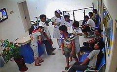 合肥白癜风医院候诊室